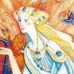 Принцесса Линдагуль - Топелиус С. Сказка про принцессу и принца.