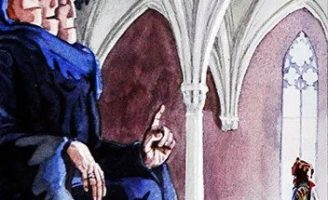 Рыжий Эттин — британская сказка. Сказка про юношу, искавшего счастье. 0 (0)