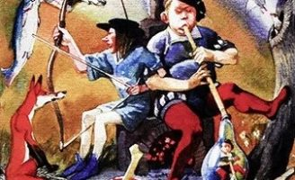 Сэр Гаммер Венз — британская сказка. Смешная сказка-небылица.
