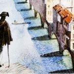Сон коробейника - британская сказка. Сказка про разбогатевшего торговца.