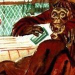 Тихон Матвеич - Житков Б.С. Рассказ про моряков и обезьяну на корабле.