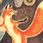 Хвосты - русская народная сказка. Как животным хвосты раздавали.
