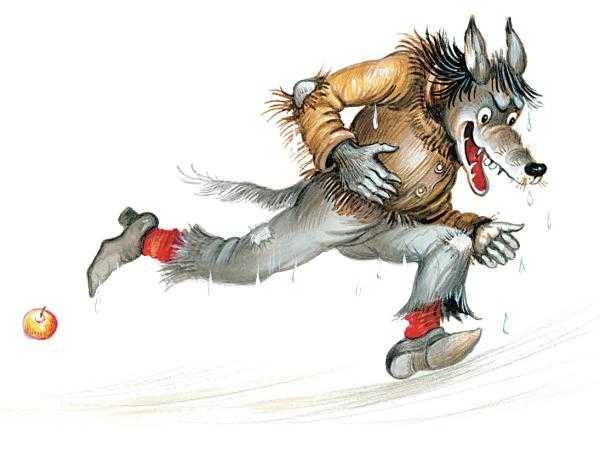 Как Братец Волк попал в беду - Харрис Д.Ч.