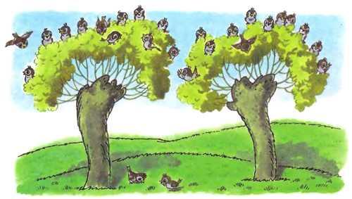 Мафин и огородное пугало - Хогарт Энн