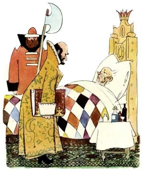 Царь и рубашка - Толстой Л.Н.
