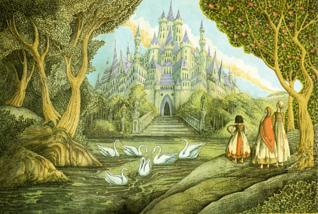 Молли Ваппи - британская сказка