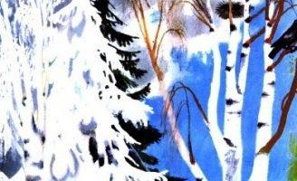 Четыре художника — Скребицкий Г. Как спорили времена года.