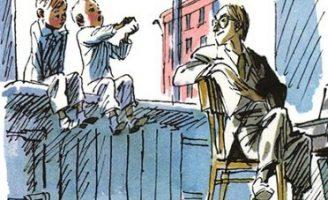 Что любит Мишка — Драгунский В. Разговор с учителем музыки.