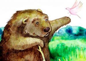 День рождения старой ели - Абрамцева Н. Сказка про столетнюю ель.