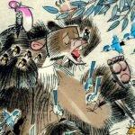 Дремучий медведь - Паустовский К. Рассказ про Петю и медведя.