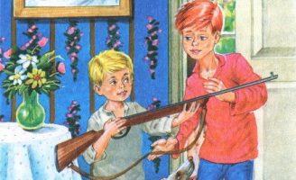 Джек — Скребицкий Г. Рассказ про охотничью собаку Джека.