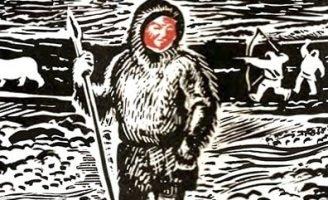 Эскимосы — Толстой Л.Н. Рассказ про северный народ.