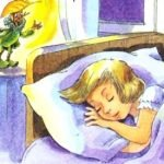 Гном Скрипаленок - Абрамцева Н. Сказка про гнома, девочку и кошку.
