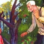 Горячий камень - Гайдар А. Рассказ про мальчика и старика.