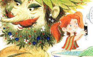 История с волшебством — Заходер Б. Читайте стих онлайн.