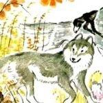 Как волки учат своих детей - Толстой Л.Н. Как волки охотились.