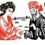Китайская царица Силинчи - Толстой Л.Н. Как в Китае изобрели шелк.