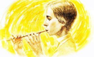 Кнут-музыкант — Топелиус С. Сказкак про мальчика и волшебную дудку. 5 (1)