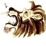 Комар и лев - Толстой Л.Н. Басня про недальновидного комара.