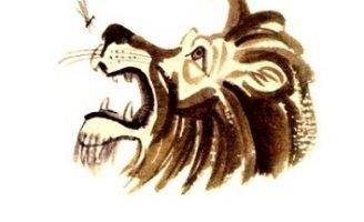Комар и лев — Толстой Л.Н. Басня про недальновидного комара.