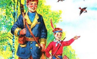 Лесной голосок — Скребицкий Г. Рассказ про кукушку.