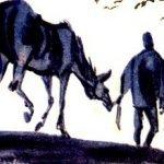 Лошадь и хозяева - Толстой Л.Н. Басня про лошадь, менявшую хозяев.
