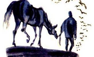 Лошадь и хозяева — Толстой Л.Н. Басня про лошадь, менявшую хозяев.