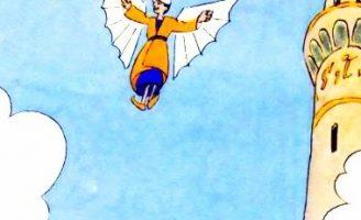 Мастер птица — Берестов В. Сказка про очень высокую башню. 0 (0)