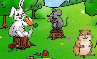 Потешки для малышей про животных — Авдеенко К. — Мишкины книжки 0 (0)