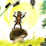 Похождения жука носорога - Паустовский К. Как жук на войну ходил.