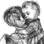 Пожар - Толстой Л.Н. Рассказ про мальчика Ваню, спасшего детей.