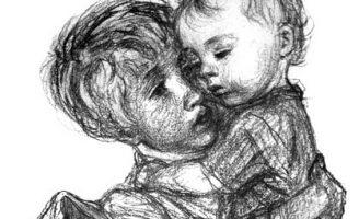 Пожар — Толстой Л.Н. Рассказ про мальчика Ваню, спасшего детей.