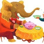 Приходи ко мне, слон - Балл Г. Рассказ про слона.