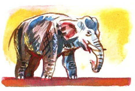 Про слона - Житков Б.С.
