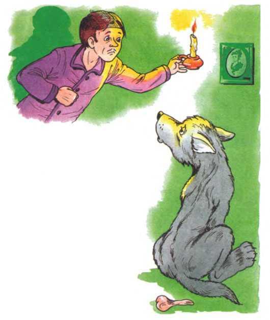 Про волка - Житков Б.С.