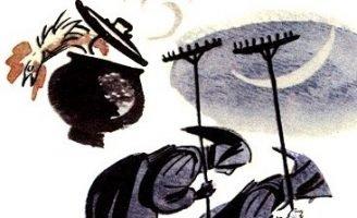 Работницы и петух — Толстой Л.Н. Басня про работниц и петуха. 0 (0)