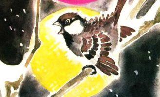 Растрепанный воробей — Паустовский К. Как воробей помог Маше. 2 (1)