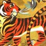 Разговорчивая пещера - Заходер Б. Сказка про Тигра и Шакала.