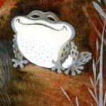 Серая звездочка - Заходер Б. Сказка про лягушонка.