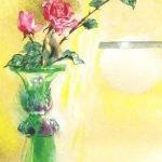 Сказка о старой вазе - Абрамцева Н. Сказка про цветы и вазу.