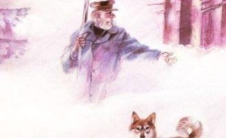 Сказка о тумане — Абрамцева Н. Как туман друга искал.