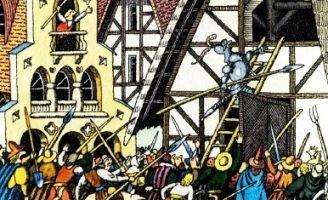 Сова — немецкая народная сказка. Как люди сову испугались.