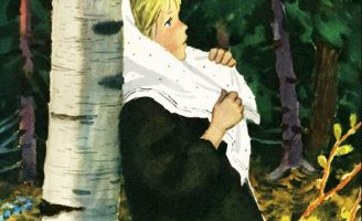 Стальное колечко — Паустовский К. Рассказ про Варю и колечко. 0 (0)
