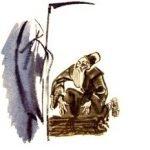 Старик и смерть - Толстой Л.Н. Басня Эзопа в переводе Толстого Л.Н.