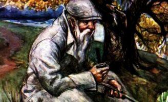 Старик в потертой шинели — Паустовский К. Про отставного офицера. 0 (0)