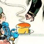 Теплый хлеб - Паустовский К. Рассказ про мальчика и коня.