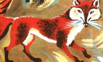 Тигр и Лиса — Заходер Б. Как Лиса Тигра перехитрила.
