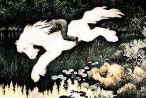 Водяной - норвежская народная сказка. Сказка про водяного.