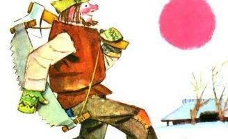 Волшебная птица — латышская сказка. Сказка про барина и батрака.