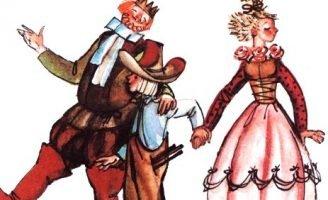 Волшебные дудочки — латышская сказка. Сказка про пастушка-сироту.